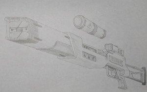 Fusil mak-1